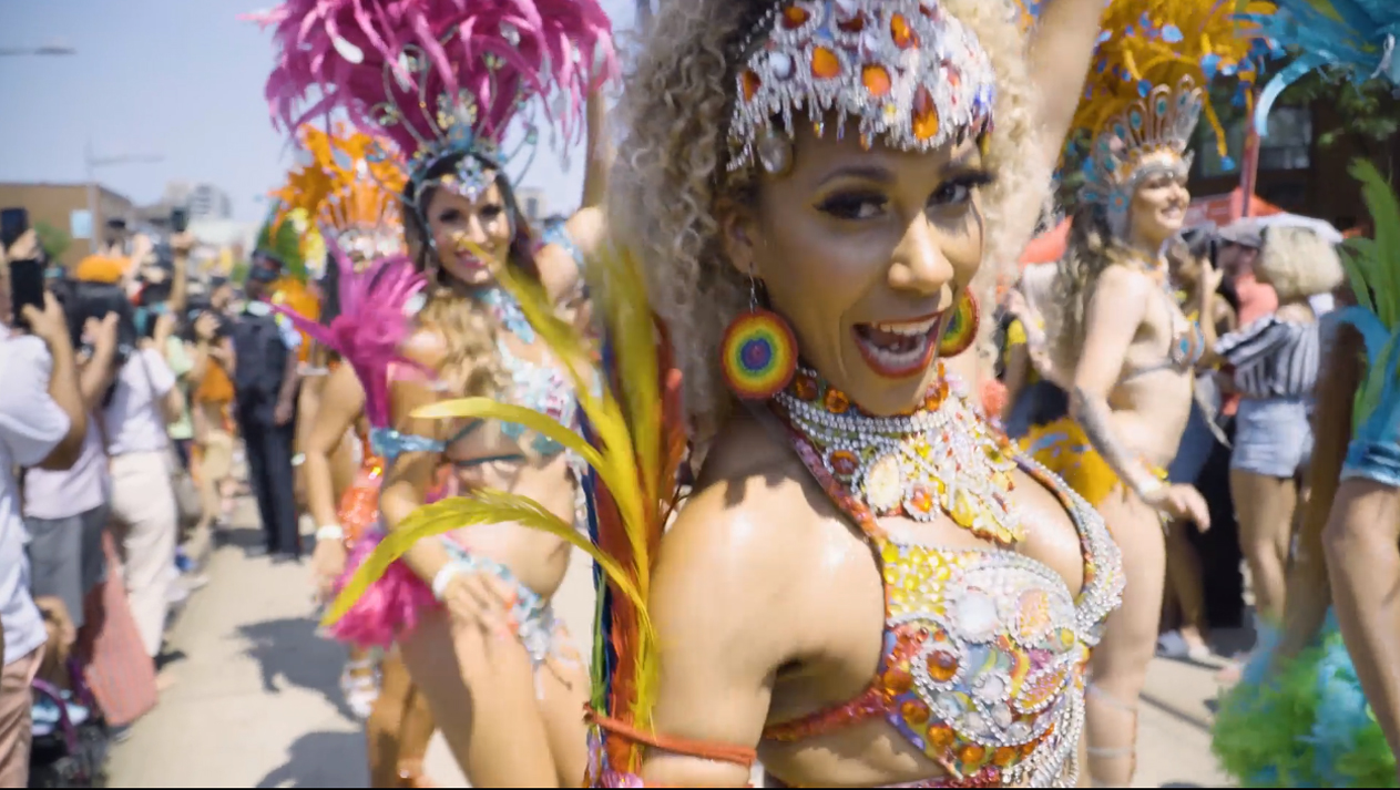 We attended Salsa On St. Clair and were commissioned to create a video of the headlining dance company. We had a blast following the parade and dancing along with the edit!